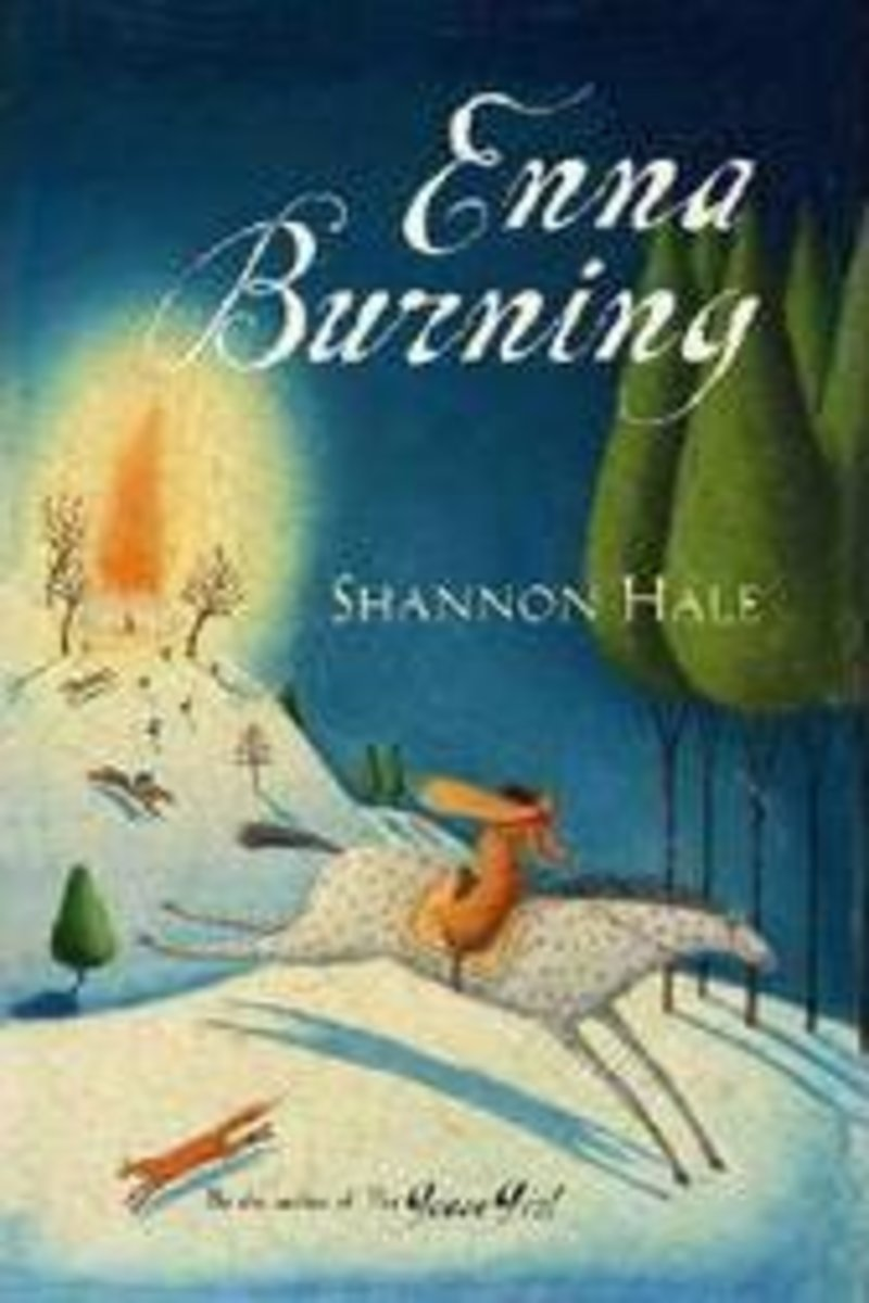 enna burning shannon hale