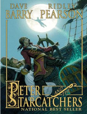 Peter and the Starcatcher book