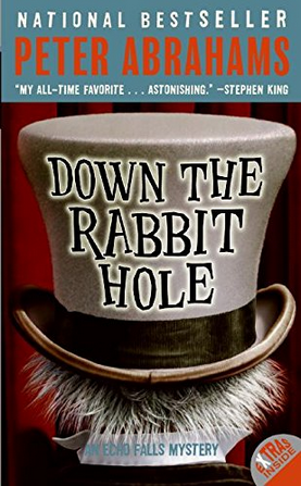 down the rabbit hole peter abrahams