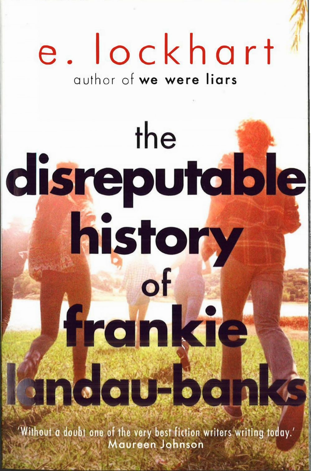 The Disreputable History of Frankie Landau Banks