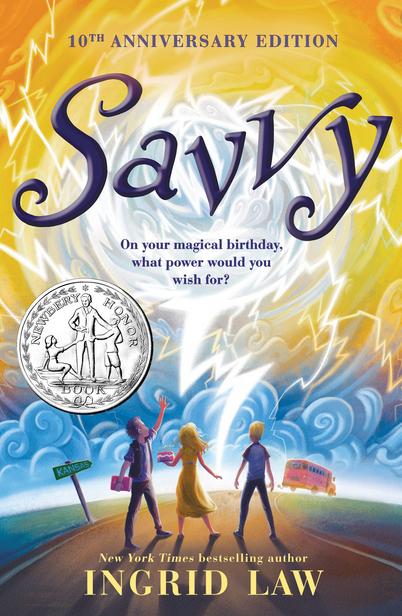 savvy book