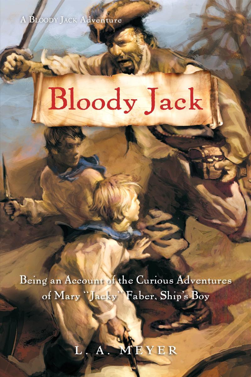 bloody jack series
