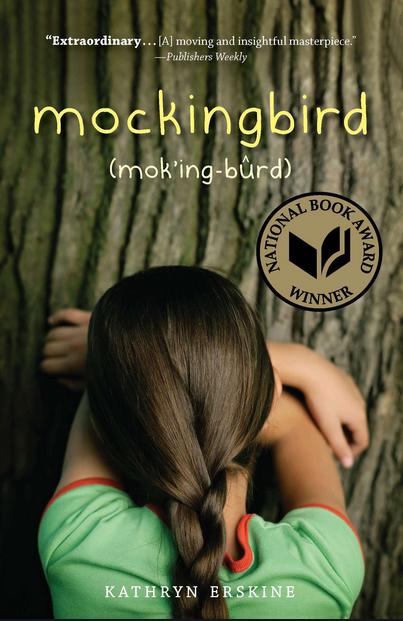 mockingbird by kathryn erskine