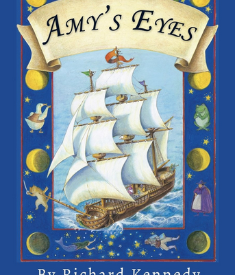 amy's eyes book