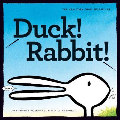 duck rabbit book