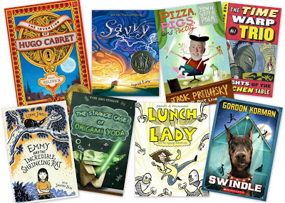 books for middle grade