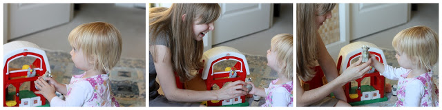 Tips and songs for doing a simple toddler music time