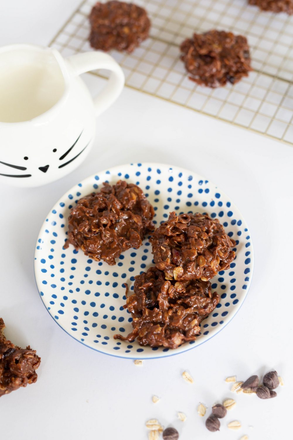 Healthy No Bake Cookies That Are Better Than The Regular Version Everyday Reading