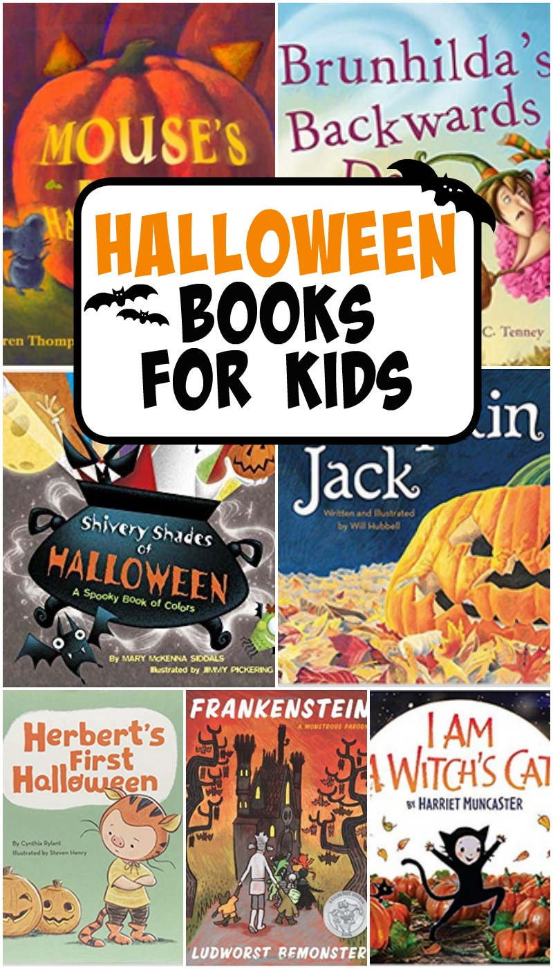 Best Children's Halloween Books