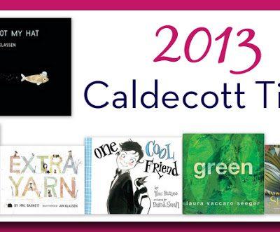 caldecott winners