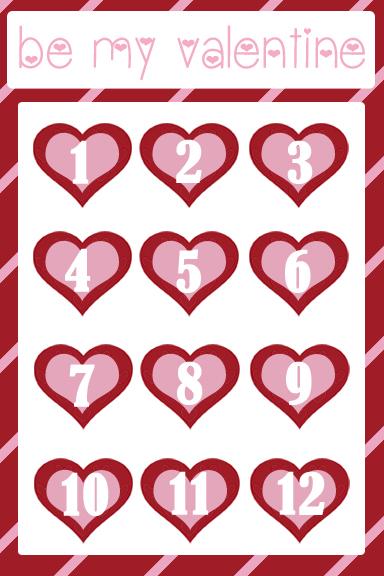 valentine party games