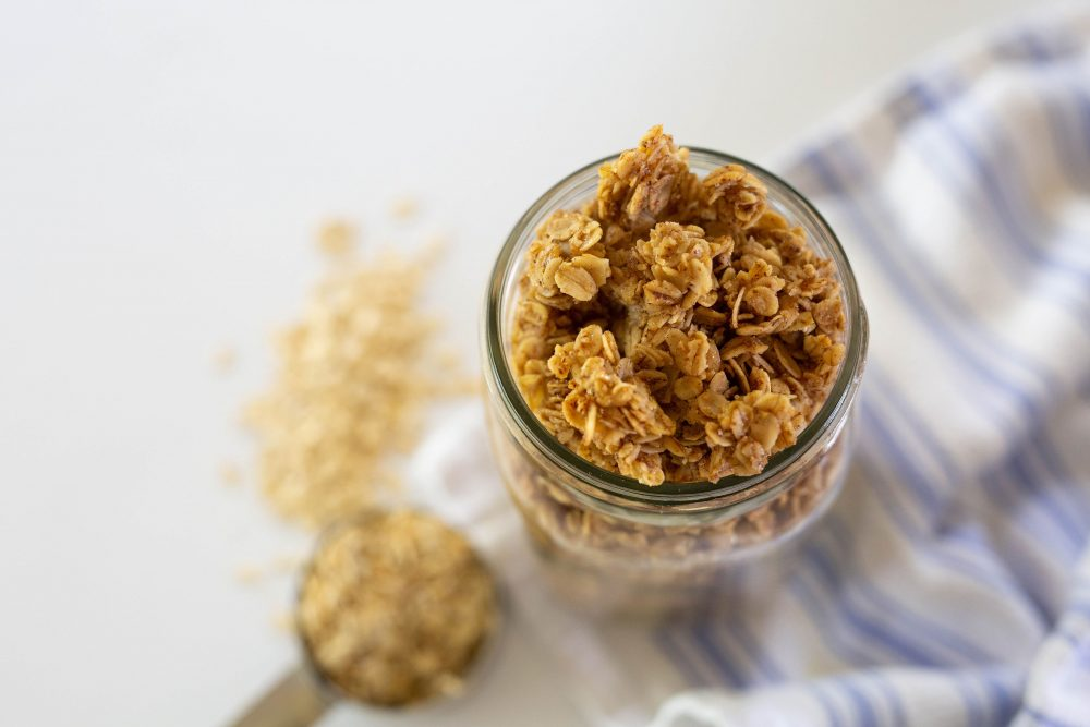 granola recipe honey