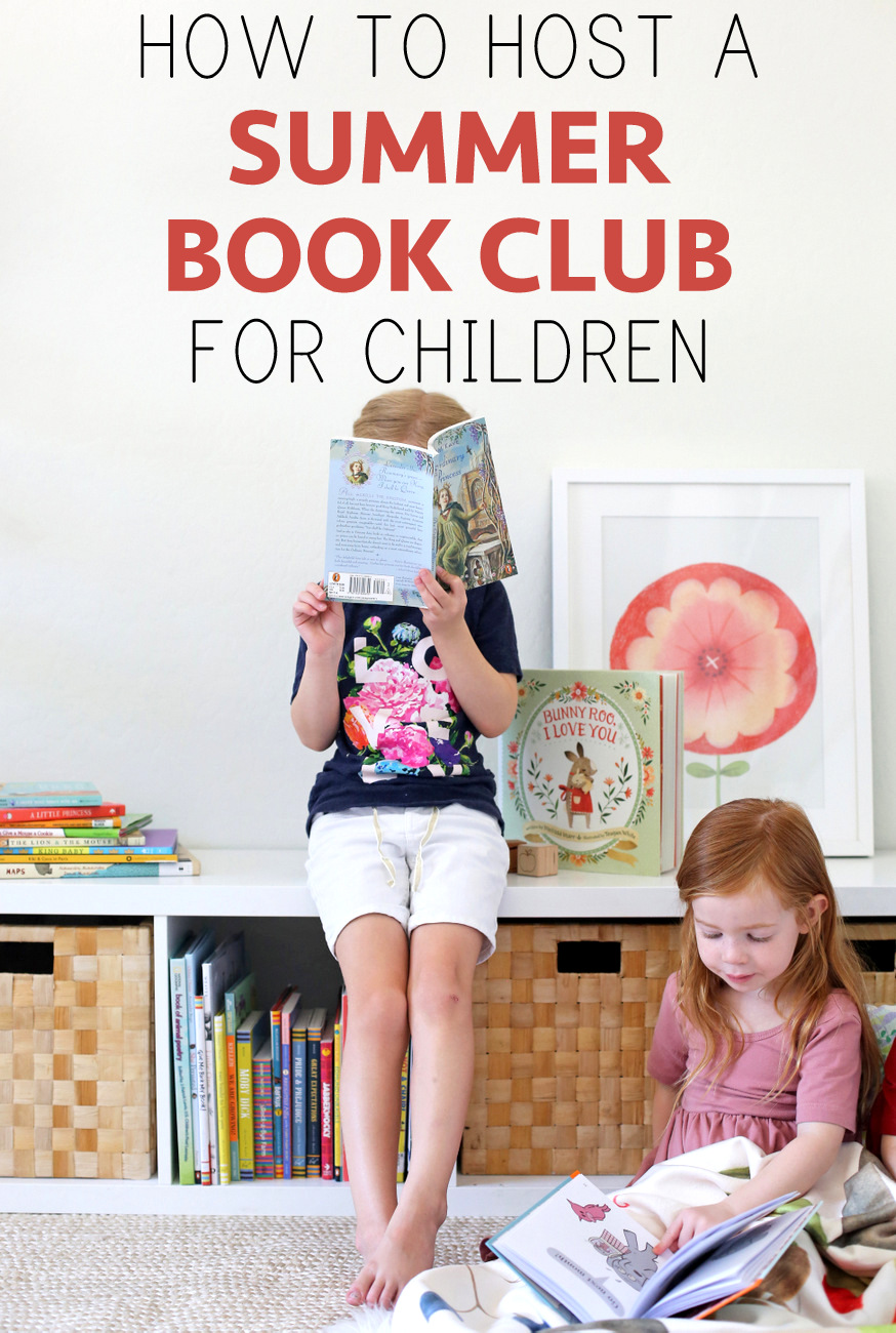 children's book club