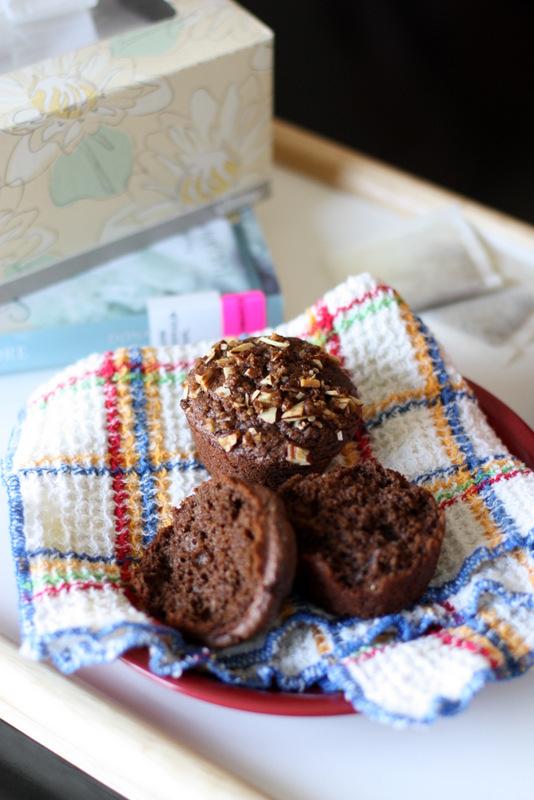 chocolate streusel
