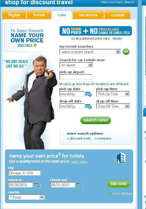 priceline hotel bidding