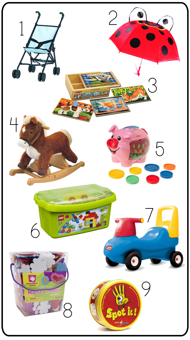 A Gift Guide For Good Little S And