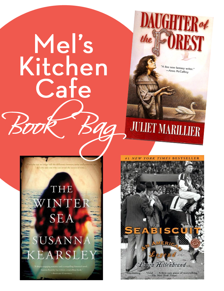 Favorite book recommendations from Mel's Kitchen Cafe