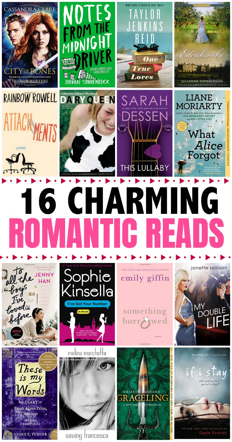 best romance books