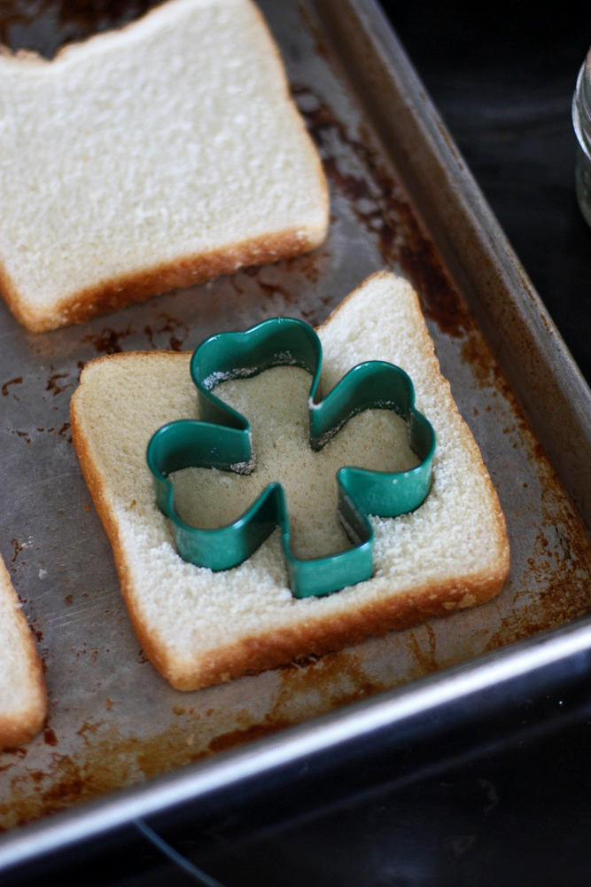 st patrick's day toast