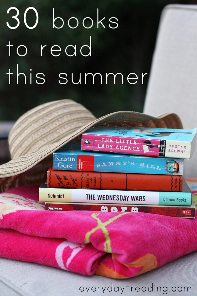 The 2014 Summer Reading Guide Everyday Reading