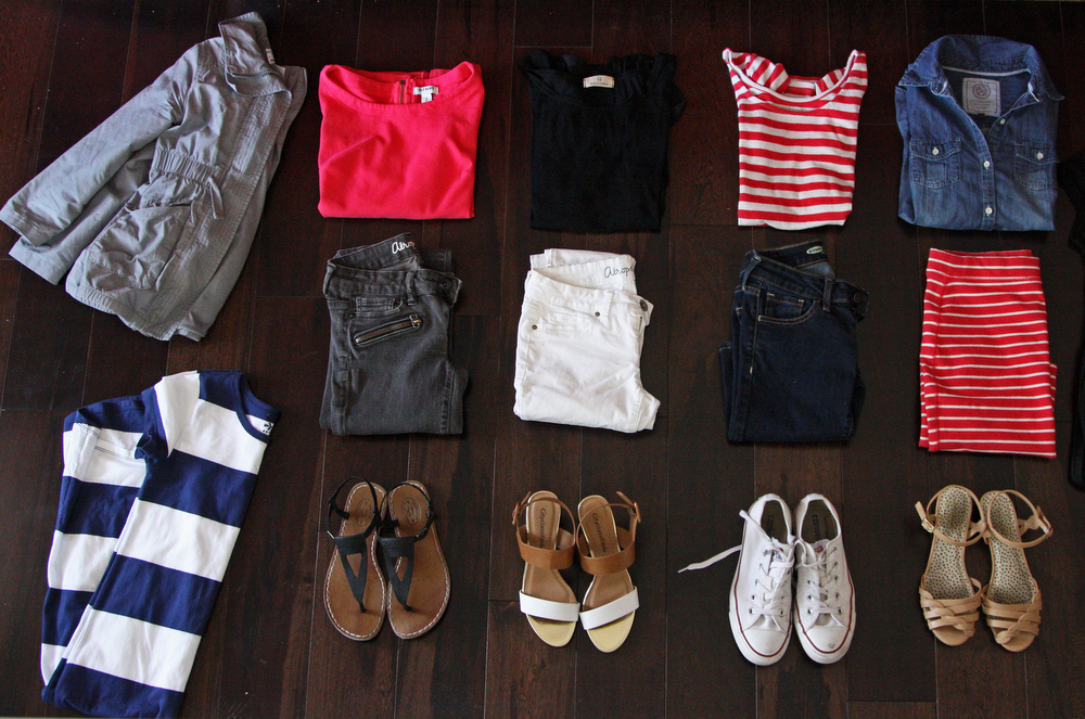 15 wardrobe staples to get you through summer
