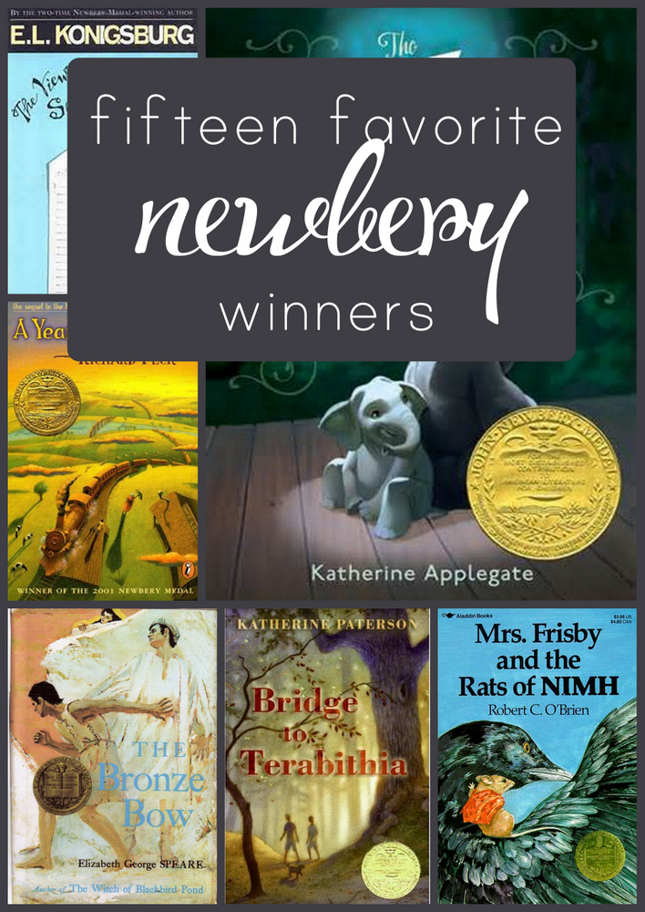 Newbery winners