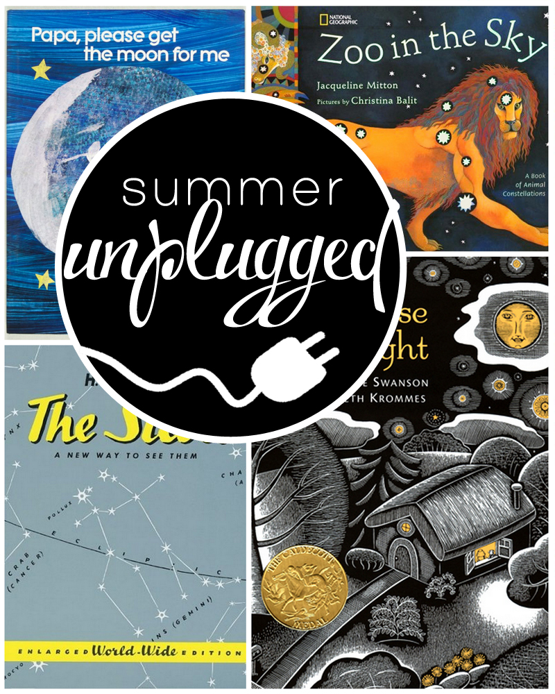 children's books about astronomy