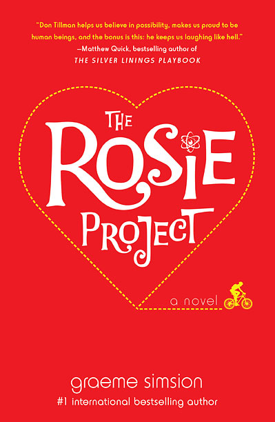 The Rosie Project By Graeme Simsion Everyday Reading