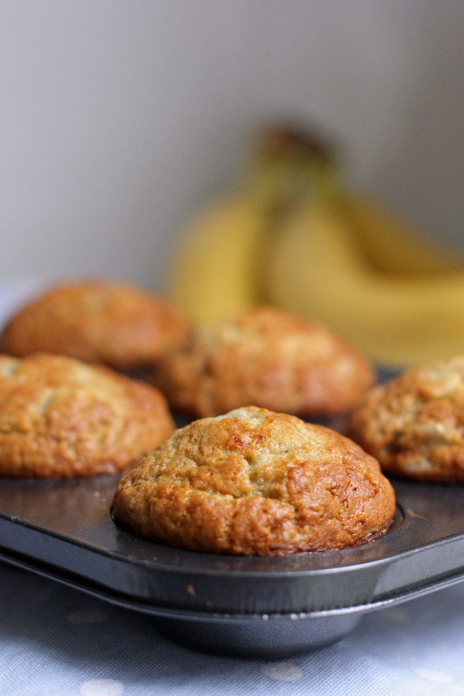 Banana Muffins An Easy Recipe You Ll Love Everyday Reading
