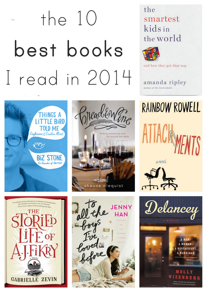 best books to read in 2014
