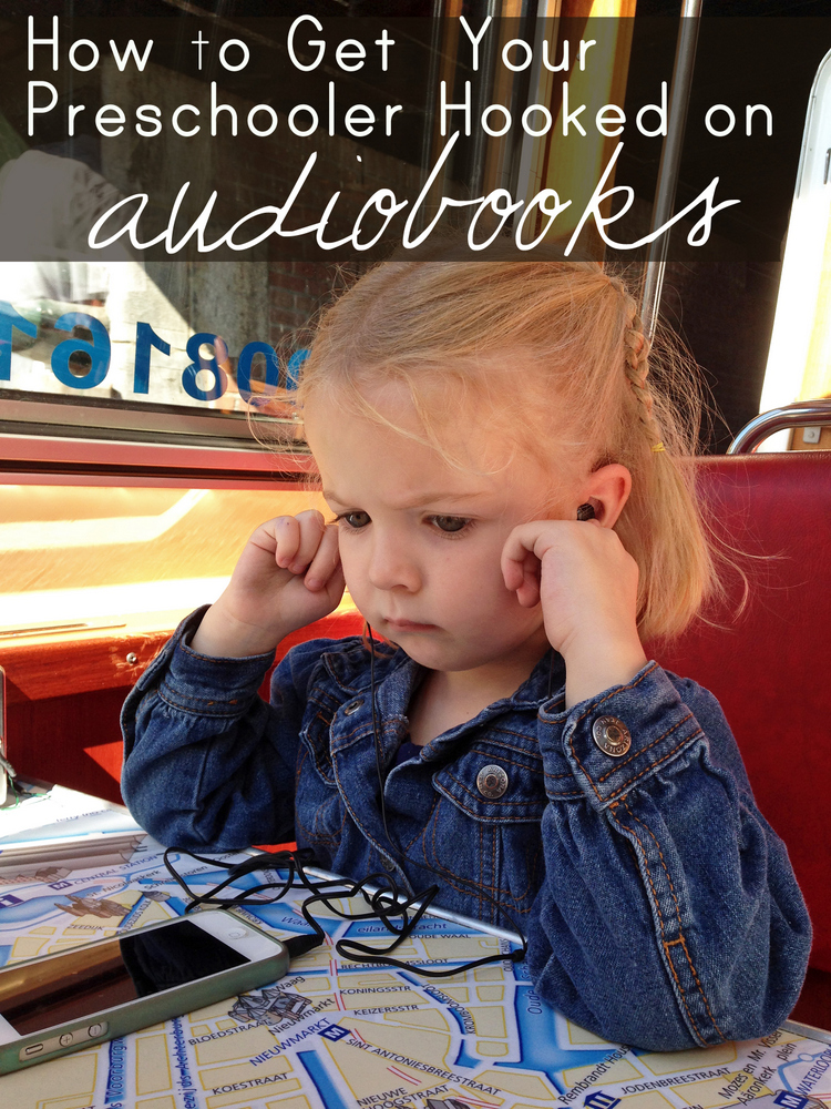 audio books for preschoolers