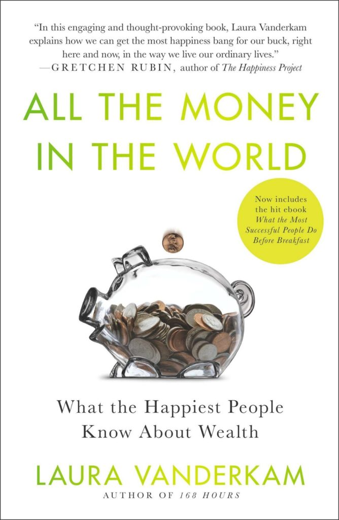 Want to spend your money in a way that really makes you happy? This book is full of interesting suggestions!