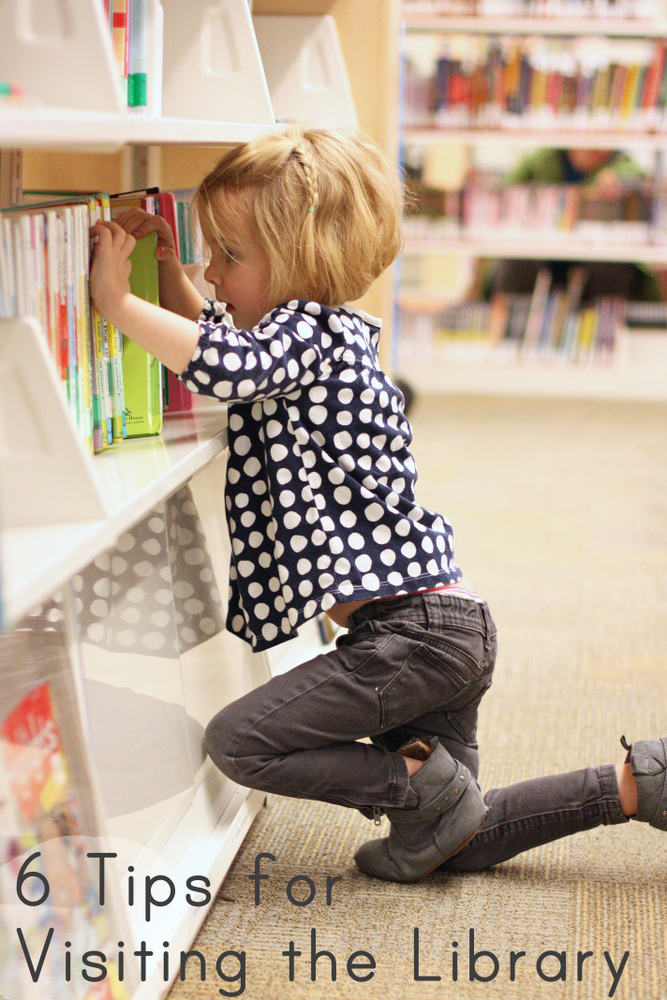 Advice from a former librarian about taking your child to the library, picking good books, getting the full advantage of library services, and making it fun for everyone
