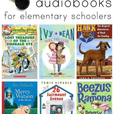 elementary audiobooks