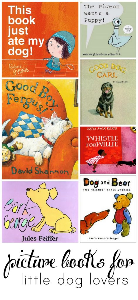 7 Books for Little Dog Lovers - Everyday Reading