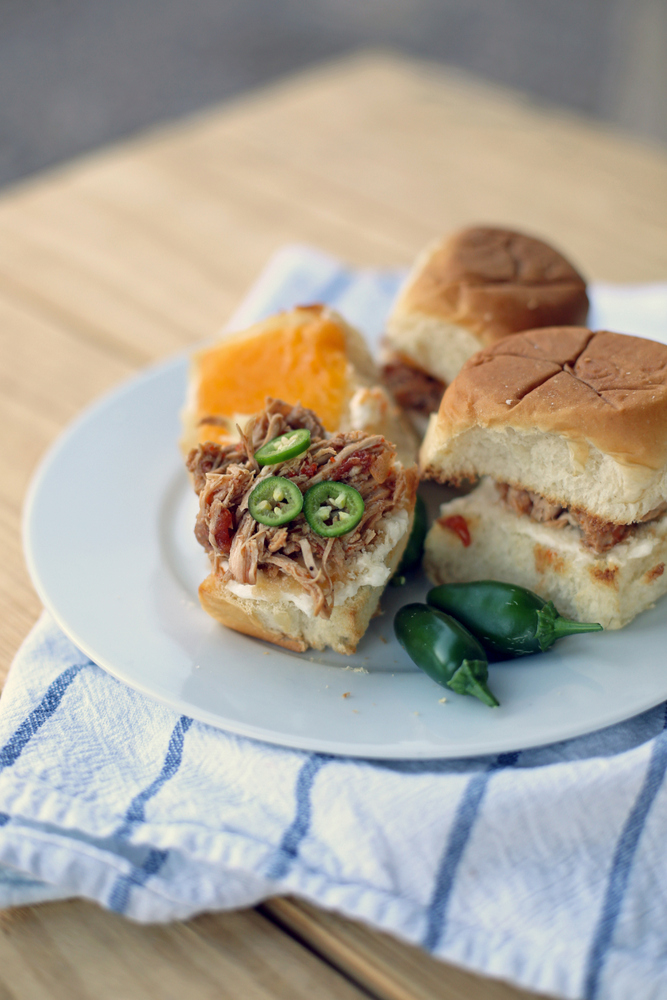 jalapeno popper sliders