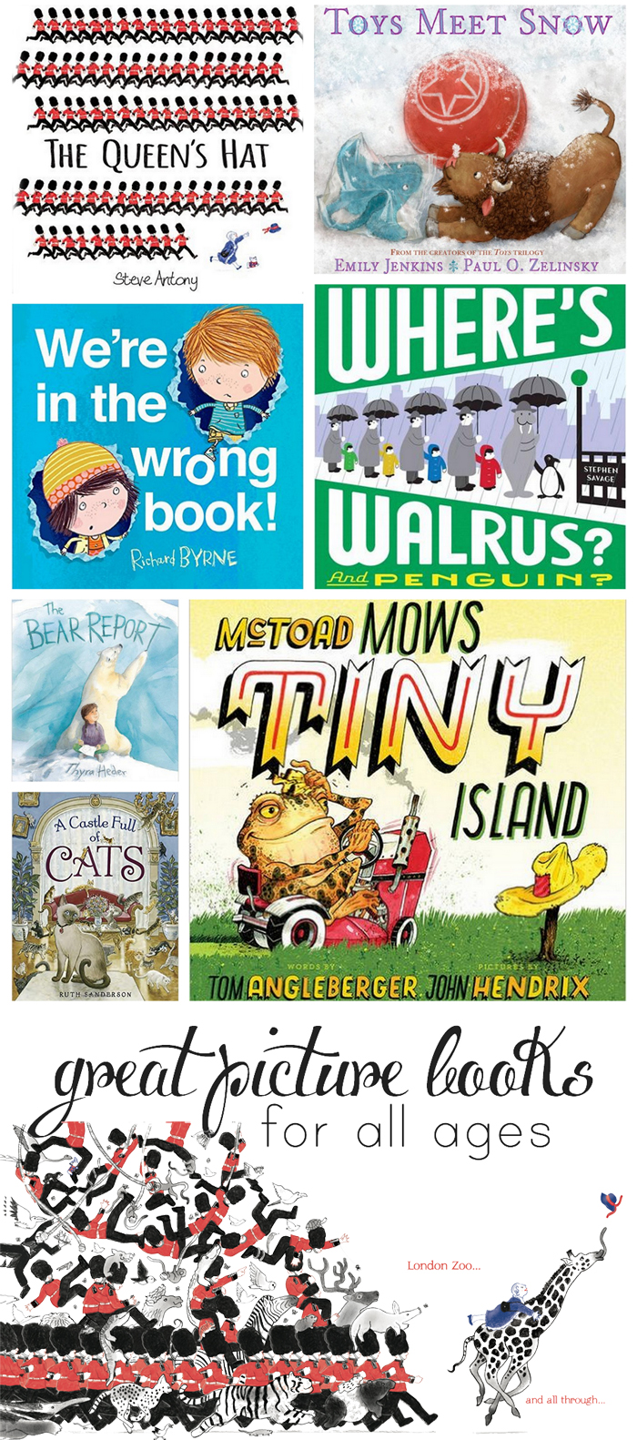8 Picture Books To Curl Up With - Everyday Reading-9803