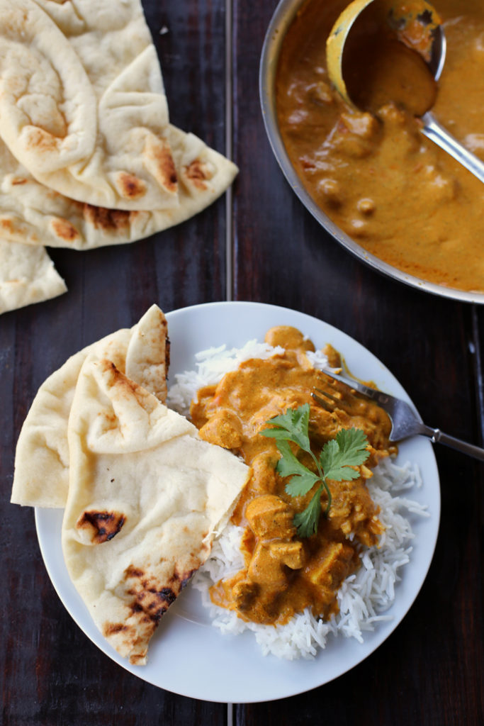 Easy indian butter chicken recipe everyday reading butter chicken forumfinder Gallery