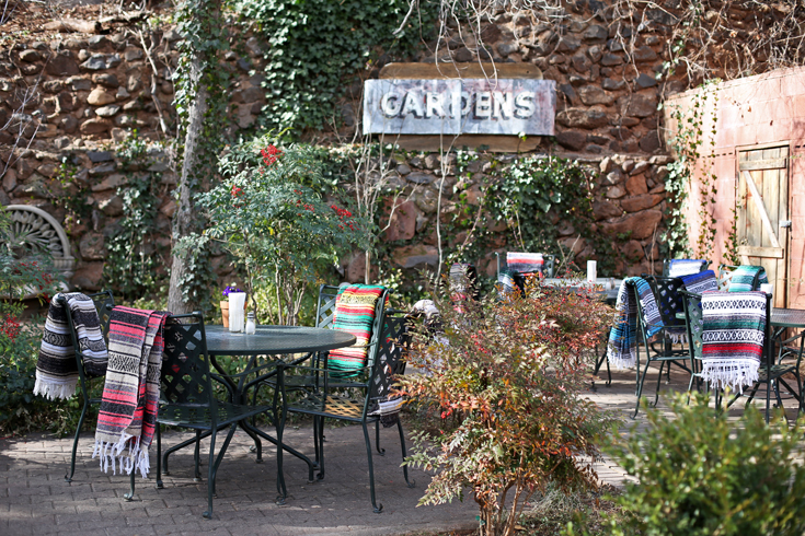 Indian Garden Cafe Sedona