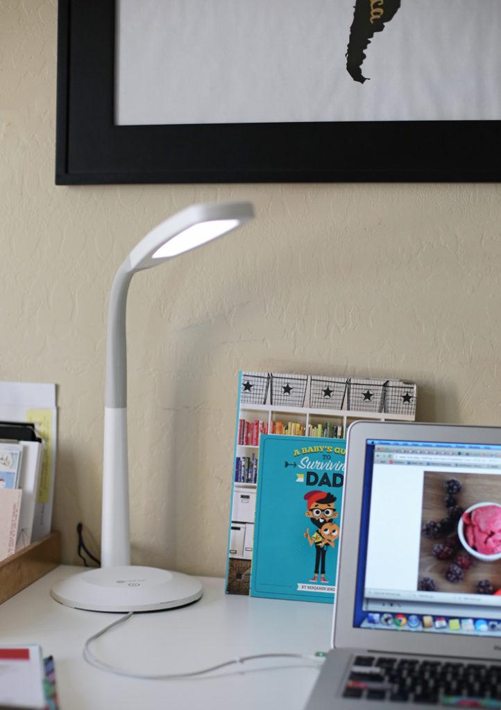 Natural daylight flex lamp from OttLite
