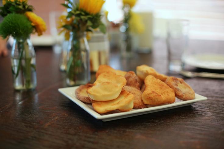 Easy homemade scones