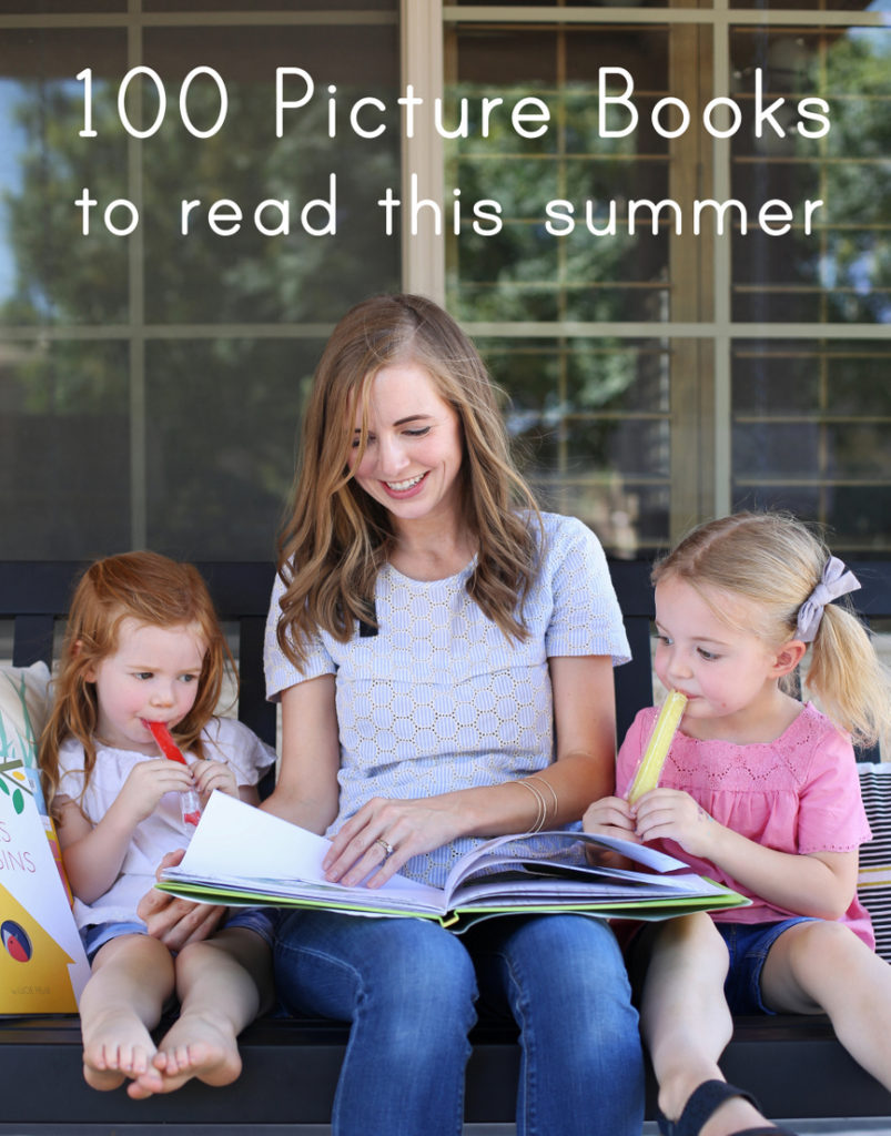 Need some new reading material to keep your family stocked this summer? Try one of these 100 kid-approved titles!
