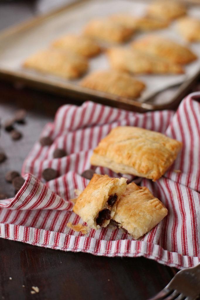 chocolate hand pies