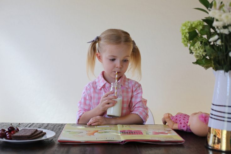 8 picture books for snack time