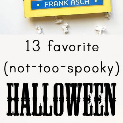 best halloween books