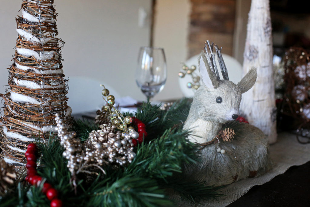 5 simple tips for making your holiday table look spectacular!