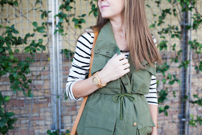 Casual pregnancy outfit for fall