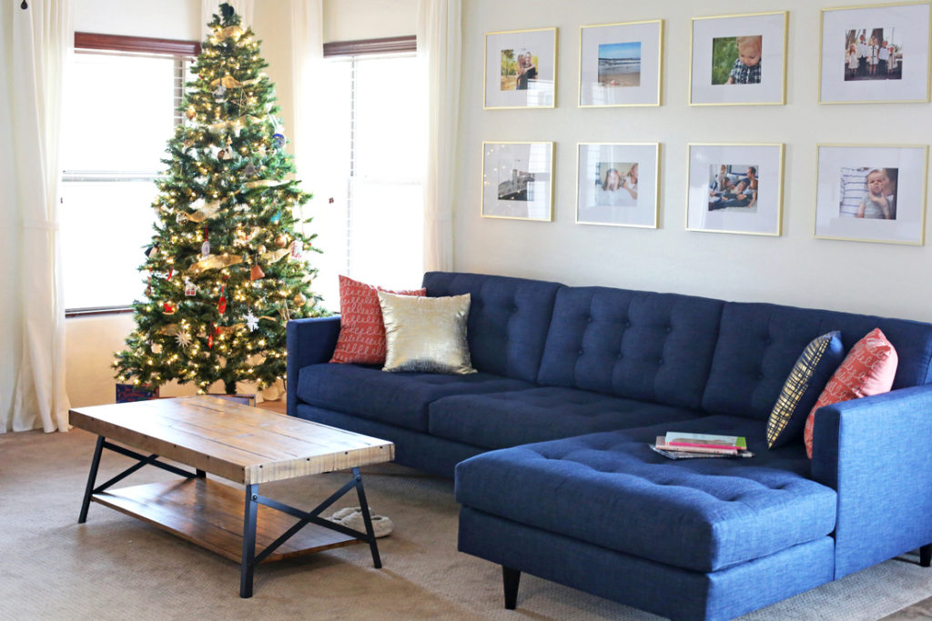 House Tour A Couch Upgrade