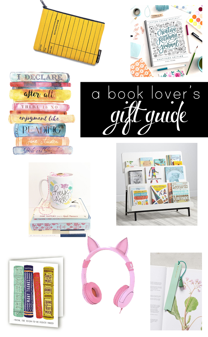 A Book Lover 39 S Gift Guide Everyday Reading