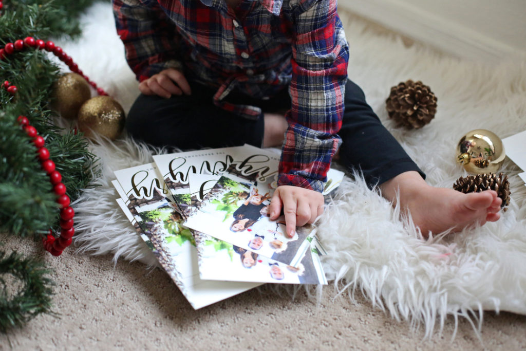 minted christmas cards coupon